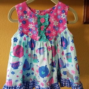 Eleanor Rose Girl's Dress Size 2T